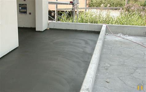 per impermeabilizzare il terrazzo aquascud system 430 impermeabilizzazione terrazzi