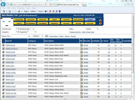 form design for inventory management system inventory pro for entry level warehouse management