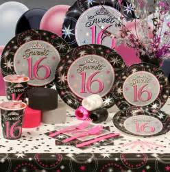 Sweet 16 Party Decorating Ideas » Home Design 2017