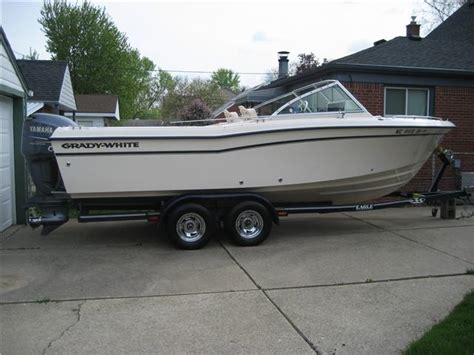freshwater grady white boats for sale 2002 grady white tournament 223 fresh water boat the