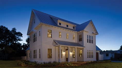 southern home  flexible farmhouse builder