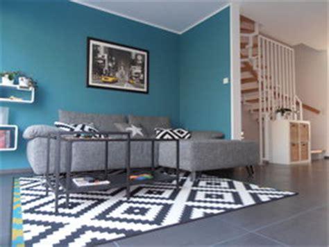 Deckenle Wohnzimmer by Petrol Wand Wohnideen Bilder