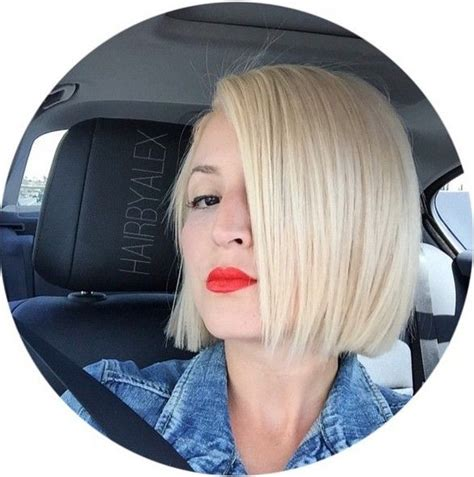 chin length blunt hairstyles 50 amazing blunt bob hairstyles 2018 hottest mob lob