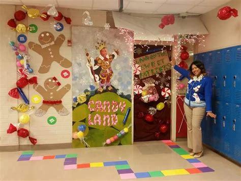 Weihnachtsdekoration Klassenzimmer by 50 Innovative Classroom Door Decoration Ideas