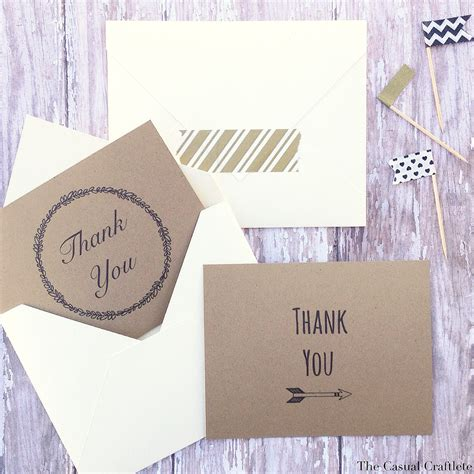 free printable rustic thank you cards free printable thank you cards