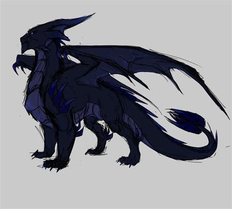 dd western dragon species tonare by purpletigress on