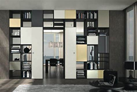 mobili divisori soggiorno pareti attrezzate o mobili divisori
