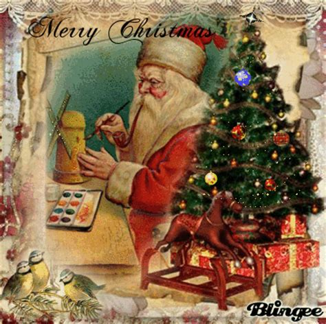vintage merry christmas pictures   images  facebook tumblr pinterest  twitter