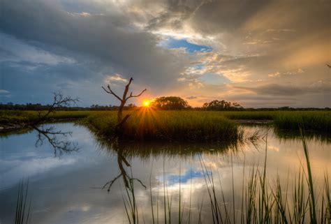 Marsh South Carolina Photographer Patrick O Brien South Carolina Landscape