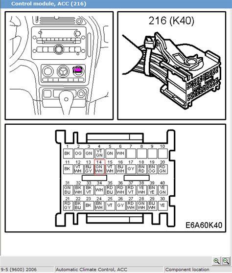 saab 93 stereo wiring diagram 93 saab free wiring diagrams