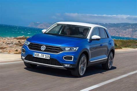 Vw Auto Diesel by New Volkswagen T Roc 2 0 Tdi Diesel 2017 Review Auto Express