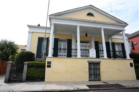 Beauregard Keyes House by Beauregard Keyes House New Orleans Flickr Photo
