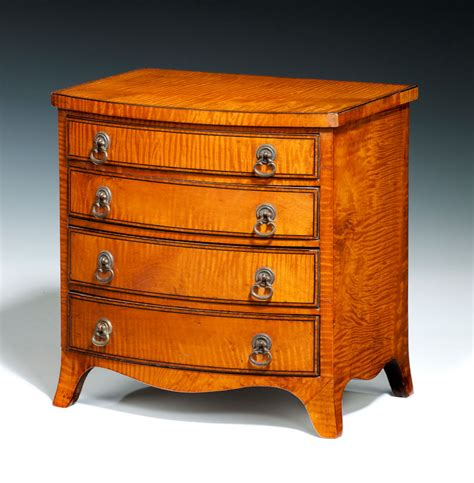 Antique Miniature Chest Of Drawers by Antique Miniature Satinwood Chest Of Drawers Richard