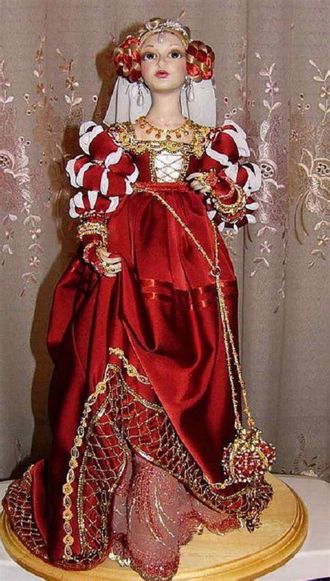 fashion doll 17th century glass by nechayeva kaleidoscope