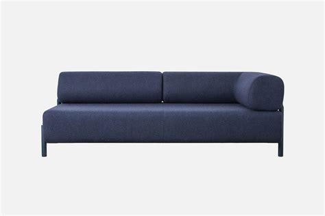 2 seater chaise palo 2 seater chaise right hem