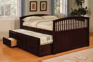 Trundle bed bunk bed