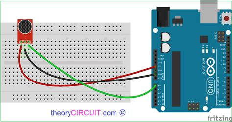 Arduino Sound Detection Module add sound detector to your arduino project