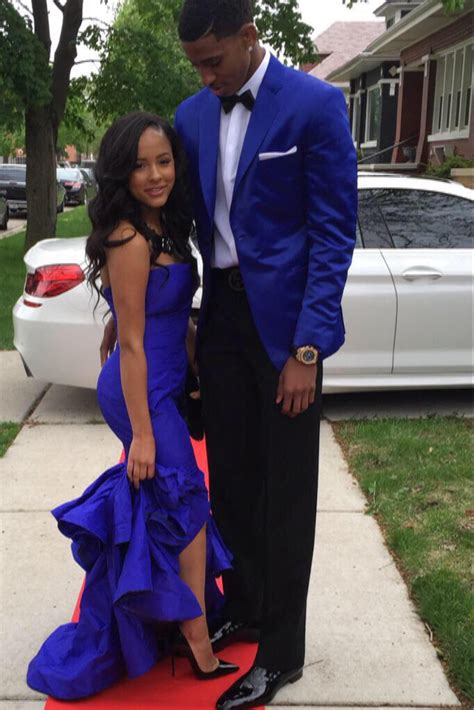 prom couple colors royal blue and black prom prom pinterest prom royal