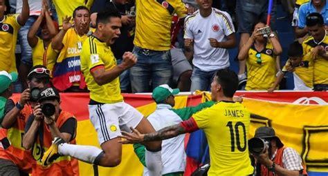 colombia 1 1 brasil eliminatorias rusia 2018