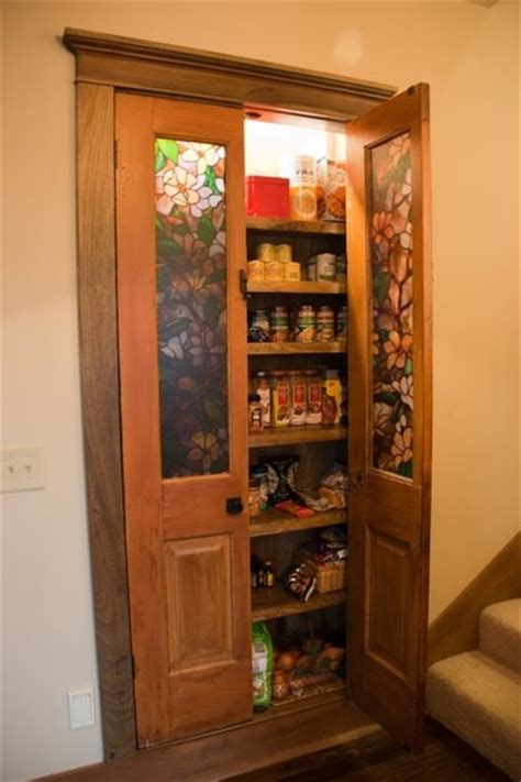 built in pantry built in pantry with antique doors architecture and