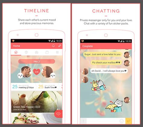 Pair App For Couples 10 Best Android Apps For Couples Top Apps