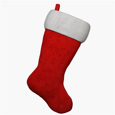 christmas stockings 3d christmas stocking