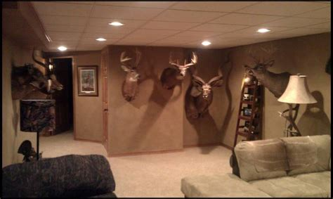 trophy room wall colors