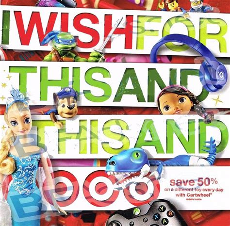 Where Can I Use My Union Plus Gift Card - target s 2014 toy catalog is leaked in newspapers nov 2 plus some holiday