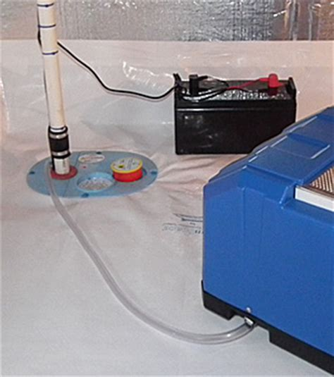 wilcox basement systems crawl space sump installation in syracuse utica rome ny new york crawl space sump
