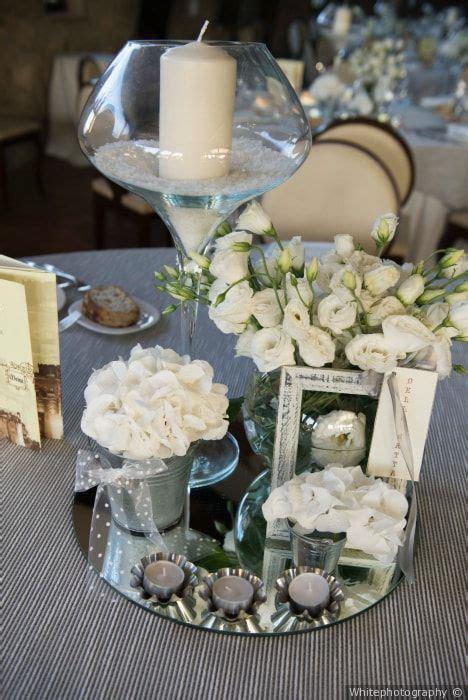 centrotavola matrimonio con candele e fiori oltre 25 fantastiche idee su centrotavola con candele su