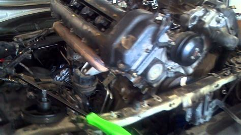 how does a cars engine work 2003 lincoln navigator navigation system overhaul lincoln ls aka ss youtube