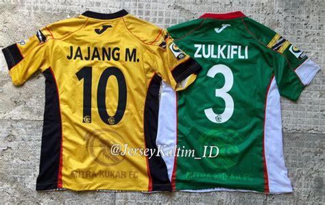desain jersey mitra kukar mitra kukar 2015 home away jersey indonesian football shirts