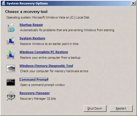 emachines recovery disk – guide for windows xp, vista, 7, 8