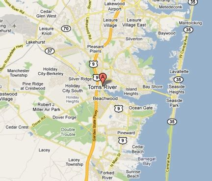 Toms River Detox Nj by Toms River Resident Is Punched Robbed By He Met