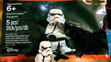 Murah Stormtrooper Sergeant Lego Polybag lego wars stormtrooper sergeant polybag 2015