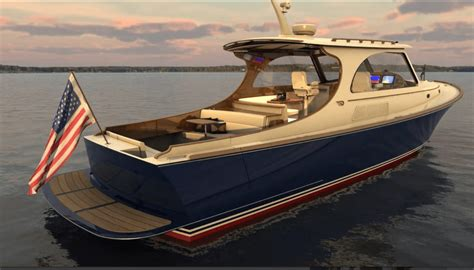 yacht style boat downeast style boats a comprehensive website for