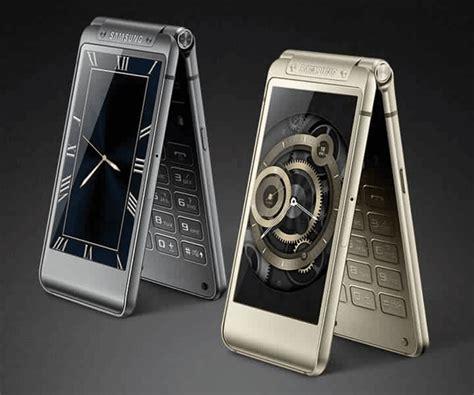 samsung w 2016 samsung w2016 flip smartphone announced arrives with near s6 specs