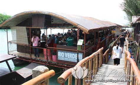 floating boat restaurant in bohol 5 must know about bohol s floating restaurant exotic