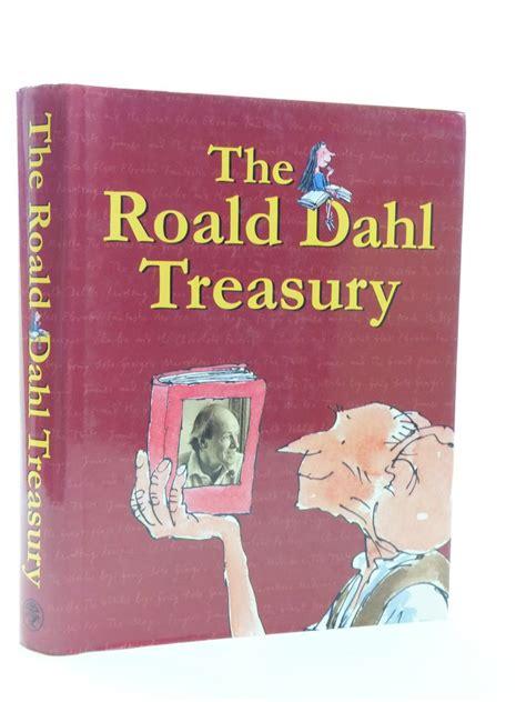 the roald dahl treasury written by dahl roald stock code 1109130 rose s books