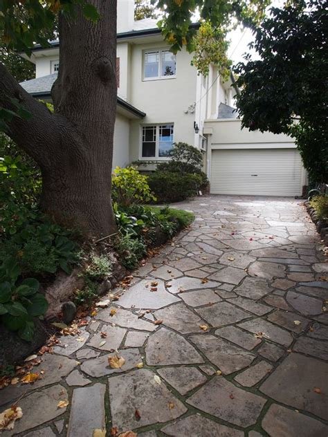 natural stone driveway driveways stone driveway and patinas on pinterest