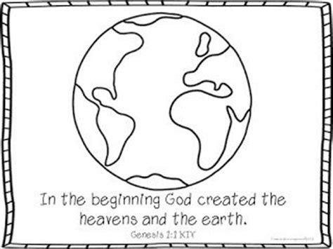 creation coloring pages preschool 36 best genesis images on pinterest adult coloring