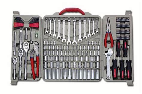 Tool Box Set 12 In 1 Hardware Alat Pertukangan Multifunction upc 037103221360 crescent 170pc professional mechanics tool set cooper tools