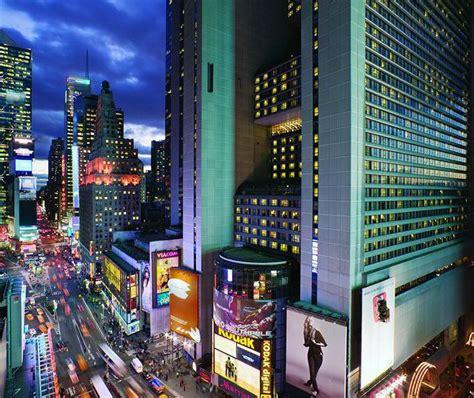 Hôtel New York Marriott Marquis à New York à partir de 80 ?, Destinia