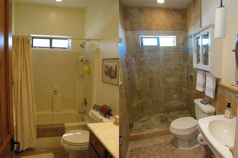 bathroom glamorous bathroom remodel pictures before and