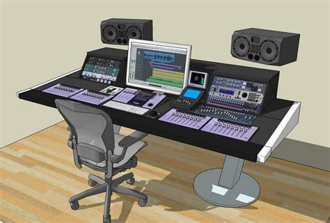 custom studio desks custom studio desk werkspot