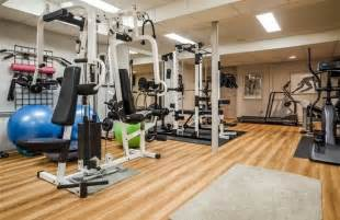 Home Gym Design Ideas by 58 Well Equipped Home Gym Design Ideas Digsdigs