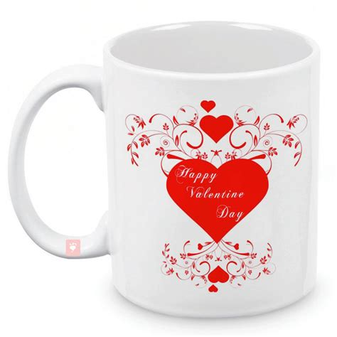 valentines day mugs send valentines day flowers to india send valentines day