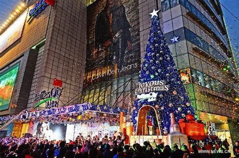 shopping in shanghai during new year on falun gong shanghai holds lighting ceremony for