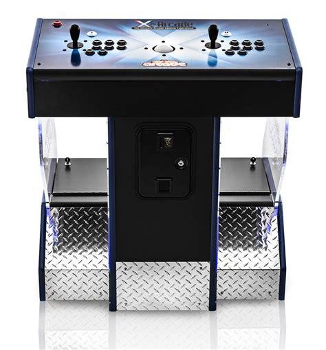 X Arcade Machine Cabinet Review by X Arcade Indestructible Arcade Joysticks Arcade Machine