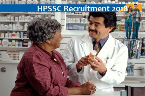 Pharmacist Recruitment by Hpssc Recruitment For 142 Vacancies Of Pharmacist